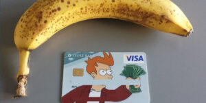 "You Can Own A Futurama ""Shut Up And Take My Money!"" Credit intended for Shut Up And Take My Money Card Template"