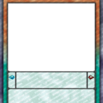 Yugioh Card Template