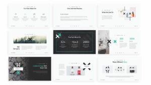 Zeen Aesthetic Free Powerpoint Template – Powerpointify in Presentation Zen Powerpoint Templates